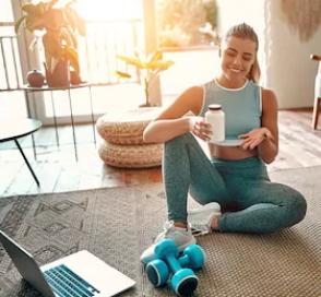 Ictiva Opiniones gut von zu Hause aus trainieren